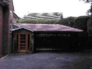 Front Entrance & Carport