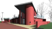 abp Charterd Architects - Project 8 - Health Centre - Entrance
