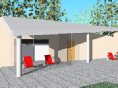 Project 8 - Pool House, Bickley, Kent