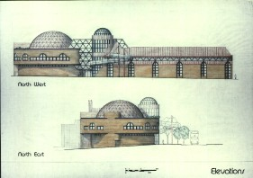 Archway Leisure Pool Elevations